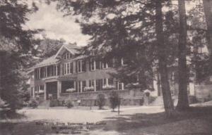 New York Mount McGregor Nurses Home New York State Veterans Rest Camp Albertype