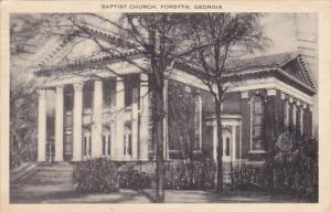 Georgia Forsyth Baptist Church 1944