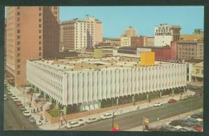 Jacksonville Florida Haydon Burns Library Postcard