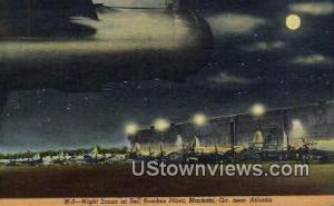 Bell Bomber Plant Marietta GA Unused