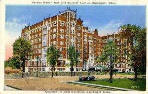 OH - Cincinnati. Vernon Manor Apartment Hotel