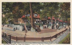 MT. LOWE, California, 1910s; Ye Alpine Tavern