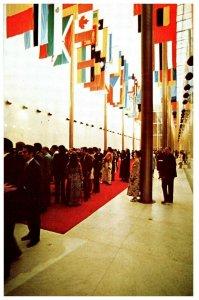 1970's John F. Kennedy Center Scene Washington D.C. PC1979
