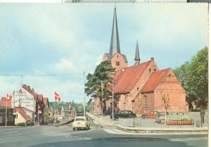 Denmark, Sonderborg, Sct. Marie Kirke, St. Mary Church 1960s