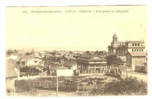 Afrique Occidentale, Vue Prise De l'Hopital, Dakar, Senegal, 1900-1910s