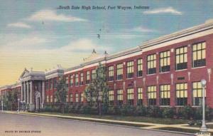Indiana Fort Wayne South Side High School 1946 Curteich