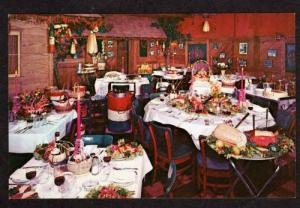 IL Club El Bianco Restaurant CHICAGO ILLINOIS Postcard