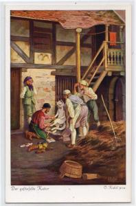 Der geftiefefte Kater by O. Kubel
