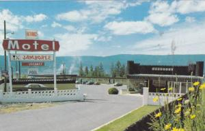 Jamboree Motel , WILLIAMS LAKE , B.C. , Canada, 40-60s