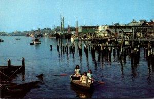 Massachusetts Gloucester Home Port