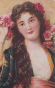 Female Head portrait , 00-10s