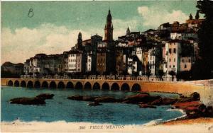 CPA MENTON - Vieux MENTON (639460)