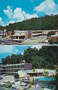 Arkansas Hot Springs Velda Rose Motor Hotel 1959