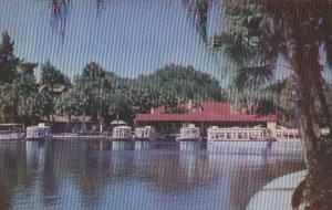 Florida Silver Springs Glass Bottom Boats