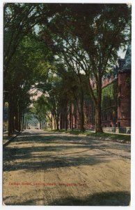 New Haven, Conn, College Street, Looking South