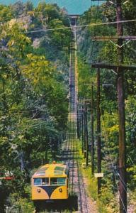 Tennessee Chattanooga Incline Up Lookout Mountain