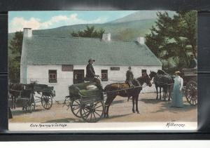 IRELAND, KILLARNEY, KATE' KEARNEY's COTTAGE