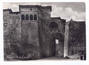 RP  Perugia, Italy 50-70s Porta Etrusca
