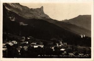 CPA   Assy-Passy- Vue générale et l'Aiguille des Fiz  (439944)