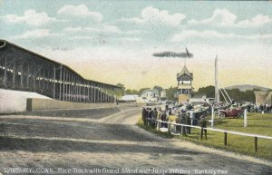 DANBURY, Connecticut, 1908 ; Horse Race Track
