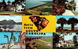 South Carolina Hello With Multi Views