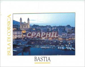 Postcard Modern Bastia Di Corsica Isula