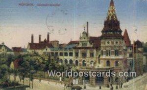 Lowenbraukelier Munchen Germany 1922