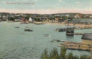 SIOUX LOOKOUT, Ontario, Canada, 1900-10s ; The Beach