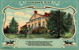 History - Sheridan's Ride