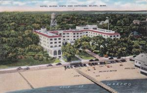 BILOXI , Mississippi , 30-40s ; Hotel Buena Vista & Cottages