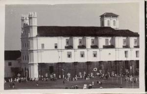 portuguese india, GOA, Church of St. Francis of Assisi (1930s) RPPC