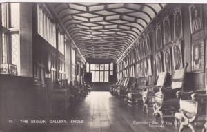 RP: Knole House , Sevenoaks , west Kent , 00-10s ; The Brown Gallery