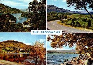 Scotland The Trossachs Multi View