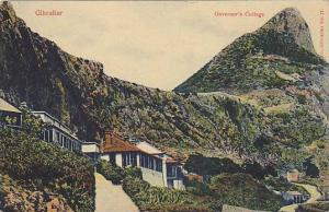 Governor's College, Gibraltar, 1900-1910s