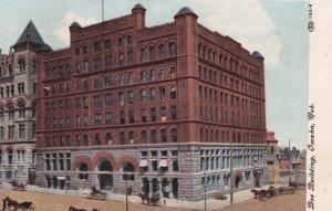 OMAHA, Nebraska, PU-1908; Bee Building