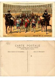 CPA Bullfighting - Salida de la Cuadrilla (776044)