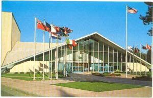 Broadmore International Center for Exhibits, Colorado Springs CO, Chrome