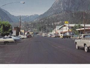 Main Street , LILLOOET , B.C. , Canada , 50-60s