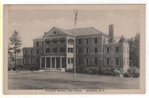 Oriskany, New York,  Early View of The Hospital, Eastern Star Home
