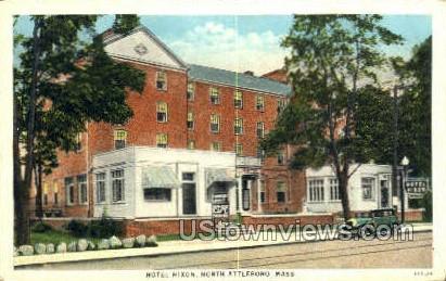 Hotel Hixon North Attleboro Ma Unused