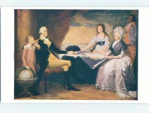 Painting At Winterthur Museum Winterthur - By Wilmington Delaware DE hr0849