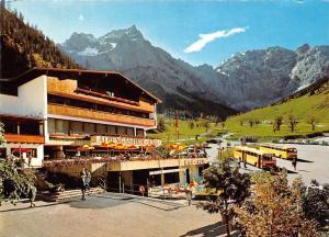 Ferien und Wochenende im Alpengasthof Eng am Grossen Ahornboden Karwendel