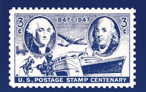 United States Postal Stamp Issue Postage Stamp Centenary
