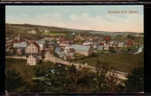 Town View Kentville, NS Valentine & Sons Colour PC