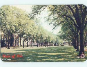 Unused Pre-1980 CENTRAL GREEN AT UNIVERSITY OF DELAWARE Newark Delaware DE L6987
