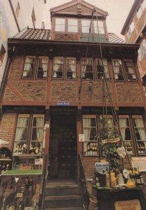 Die Wien Stiege Hamburg German Wine House Postcard