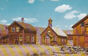 California Bodie Methodist Church