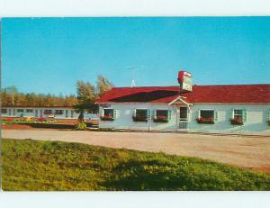 Unused Pre-1980 ERICKSON'S MOTEL & cafe RESTAURANT Ashland Wisconsin WI s4129