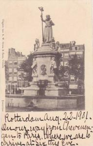 Waterfountain, Rotterdam (South Holland), Netherlands, 1900-1910s