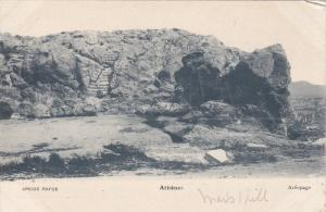 Athenes , Greece , Areopage , 00-10s